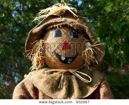 Snaggle Toothed Scarecrow