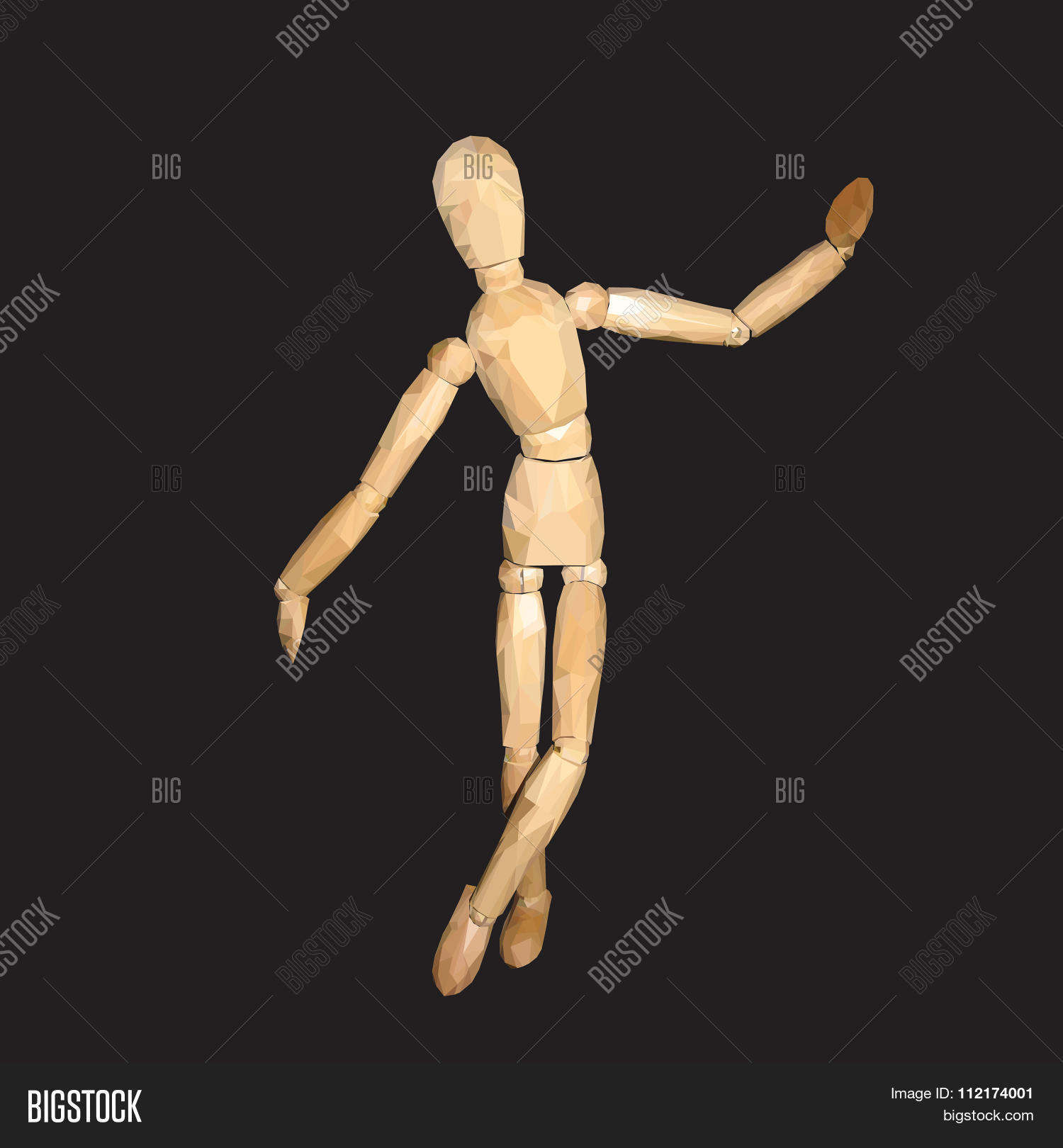 mannequin wood doll image photo free trial bigstock