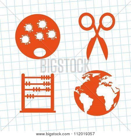 school elements design
