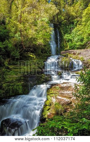 Mclean Falls, Catlins, New Zealand