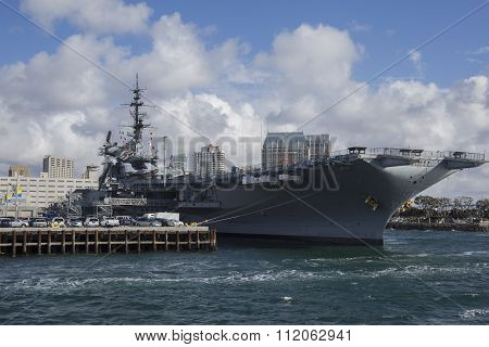 USS Midway Museum San Diego?