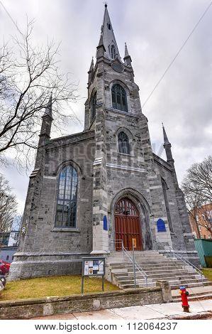 Chalmers-wesley United Church - Quebec City, Canada