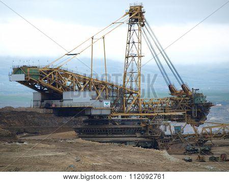 Mining Machine , Surface Coal Mine