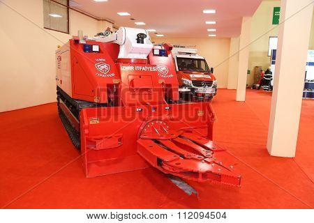 Isaf Security Fair