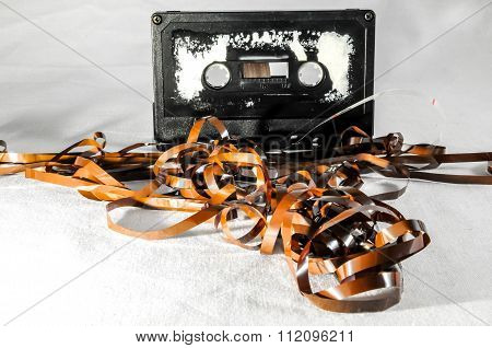 Vintage Musicassette