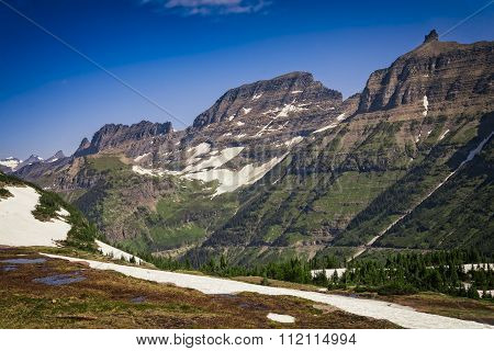 The Garden Wall, Glacier National Park