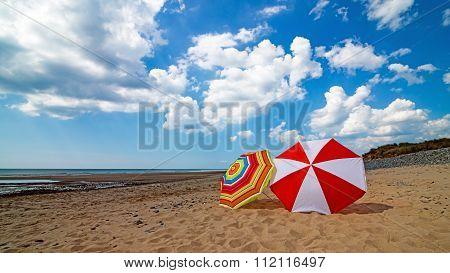 Aberdovey Aberdyfi Snowdonia Wales vast beach bay coastal sandy holiday destination in UK