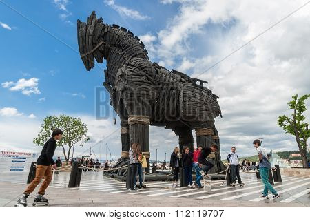 The Trojan Horse in Turkey