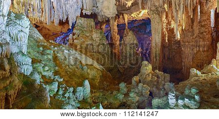 Neptun Cave Sardinia