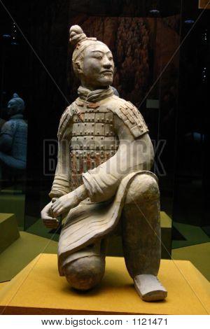 Terracotta Warrior (Archer)