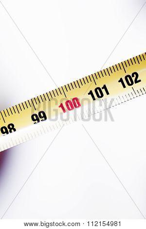 Measuring Tape Ruler Cm Numbers100