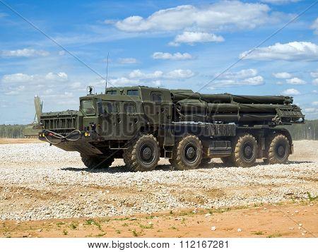 MLRS 9K58