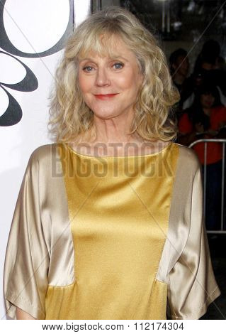 LOS ANGELES, USA - Blythe Danner at the Los Angeles Premiere of