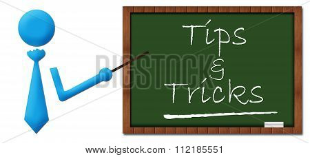 Tips And Tricks Human With Greenboard