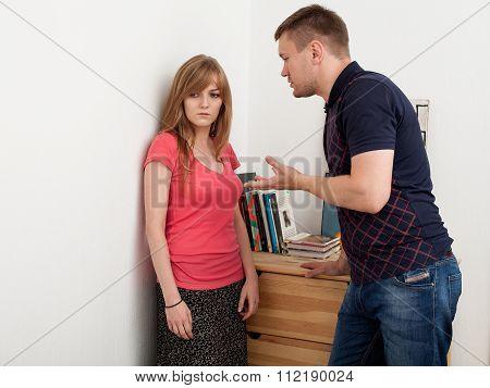 Family Conflict, Quarrel