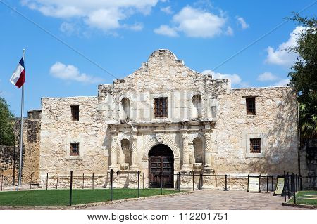 The Alamo San Antonio Texas