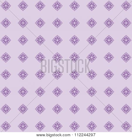 Sweet Abstract Floral Background