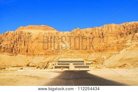 The Temple, Hidden In Rock