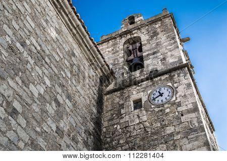 Steeple Clock Ares Del Maestre