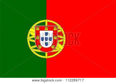 Standard Proportions For Portugal Flag