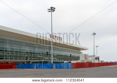 Maputo Airport - Mozambique