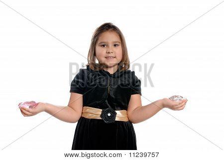 5 Year Old Girl