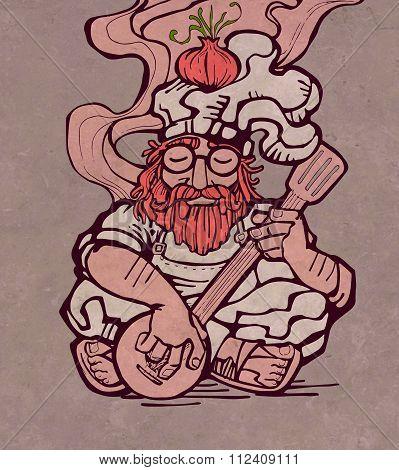 Hippie Chef