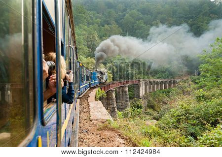 Niligiri Mountain Railway