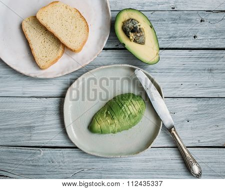 Avocado For Breakfast