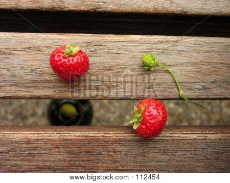 Strawberries & Wine.