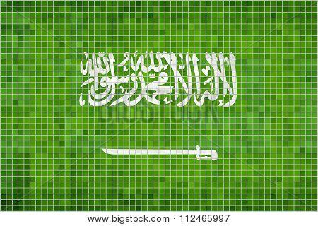 Flag Of Saudi Arabia.eps