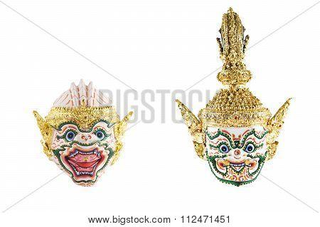 Masked Of Ramakien Actress