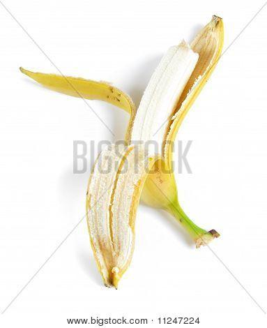 Open A Banana