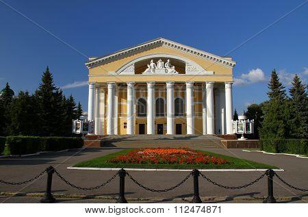 Mariysky National Theatre in Yoshkar-Ola