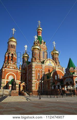 Cathedral of the Annunciation in Yoshkar-Ola