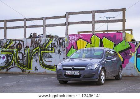 Opel Astra H, Hatchback