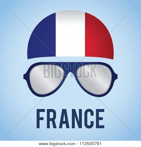 Head Band Of France