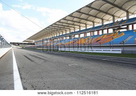 Istanbul Park Circuit