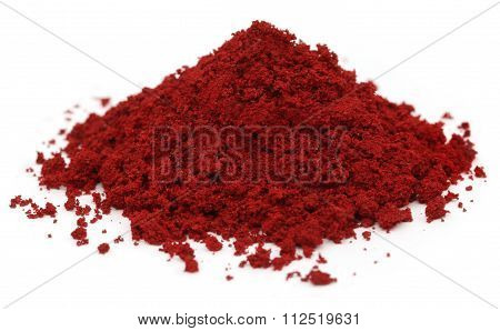 Pile Of Industrial Red Color