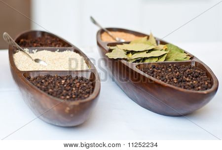 Bowls Of Spice