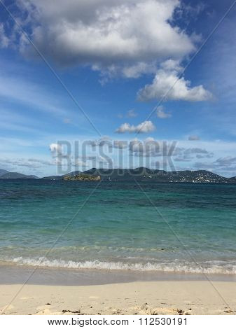 Sapphire Beach St. Thomas USVI