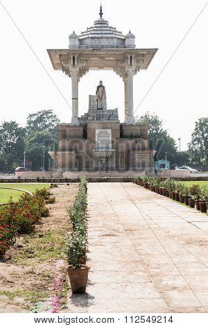 Historical Statue in Jaipur