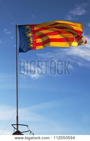 The Flag of Valencia