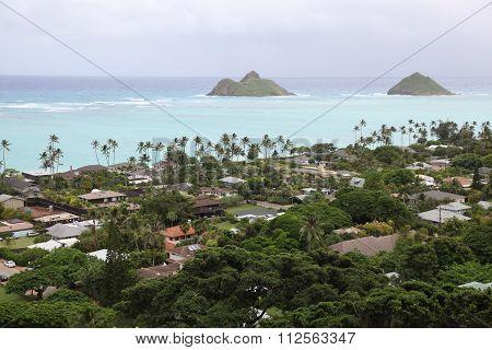 Lanikai Islands