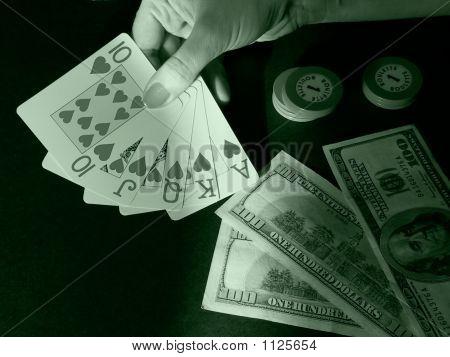 Card Playing  (Gambling)