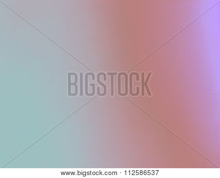 Abstract Background In Gradient with colors as Green, Marron And Lilac