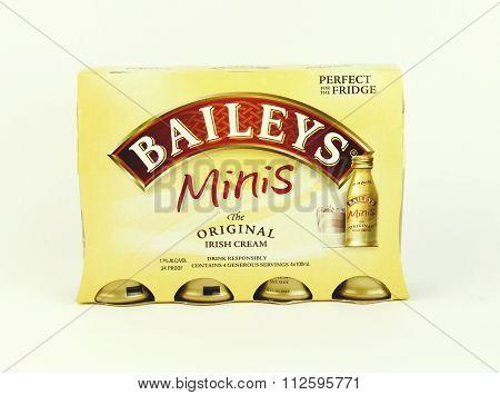 Bailey's Irish Cream Minis
