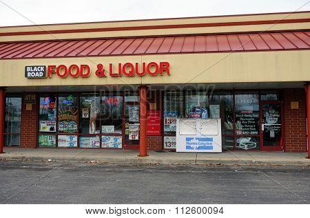 Black Road Food & Liquor
