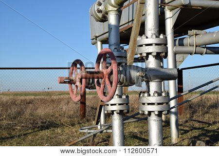The Gate Valves