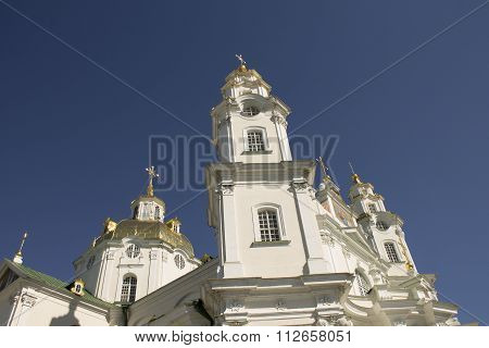 Architecture Of The Orthodox Church In Ukraine